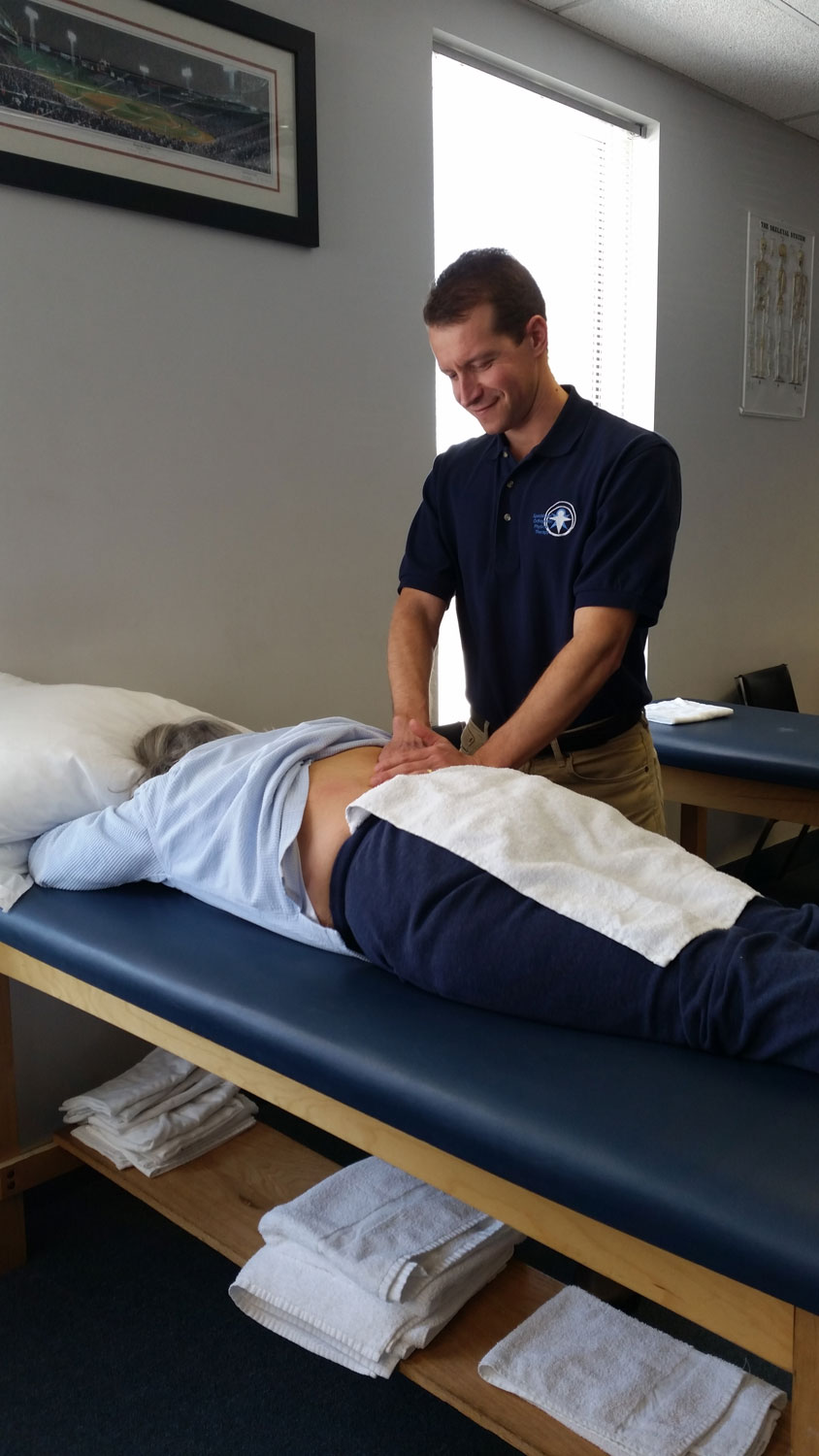 Jason Ulisse Physical Therapist