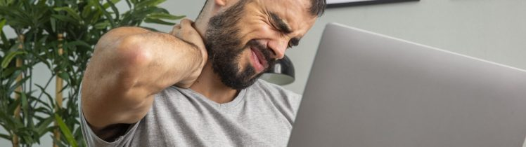 Working from Home Doesn't Have to be a Pain in the Neck