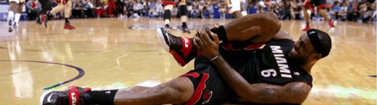 Basketball Ankle Injuries